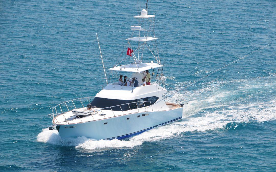 ZEYNOM I – the boat