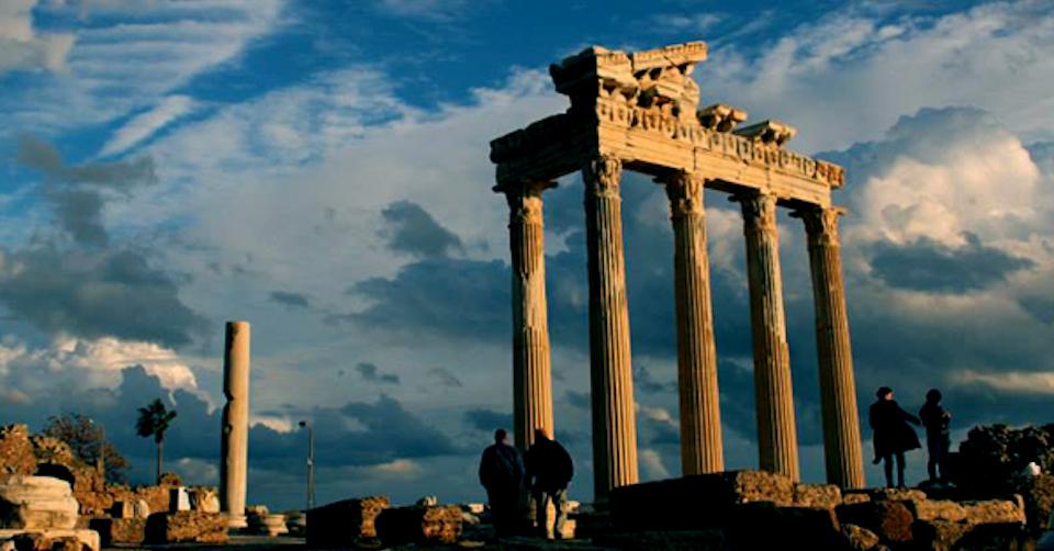 Side – von der Antike bis heute